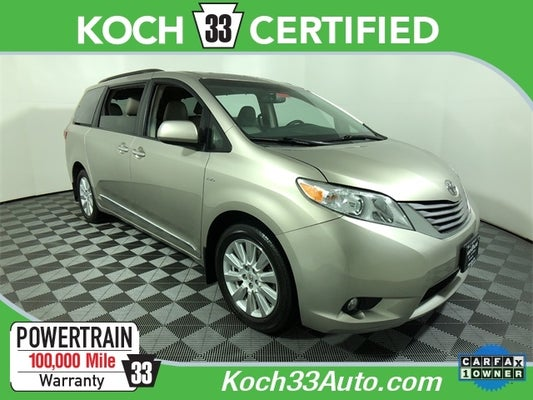 Used Toyota Sienna Easton Pa
