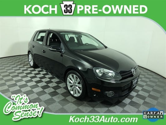 Used Volkswagen Golf Easton Pa